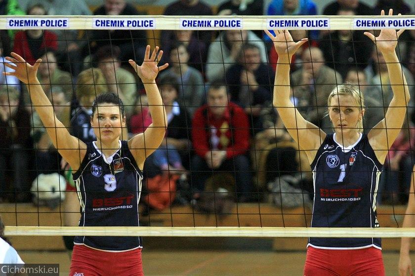 PSPS Chemik Police - Piast Szczecin