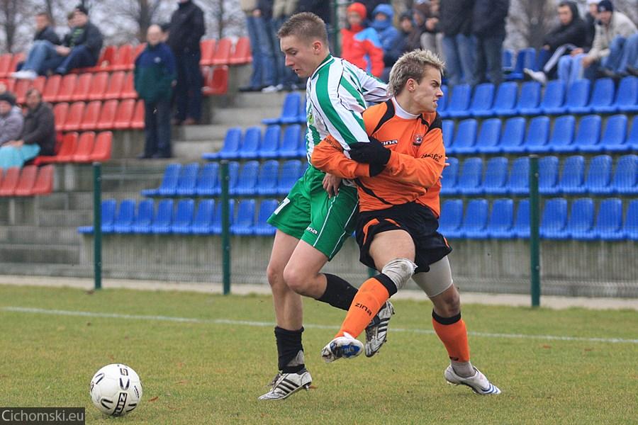 2009.11.11 Hutnik Szczecin - Ina Goleniow 11